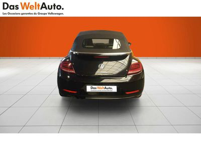 VOLKSWAGEN COCCINELLE CABRIOLET 1.4 TSI 150CH BLUEMOTION TECHNOLOGY COUTURE EXCLUSIVE DSG7 - Miniature 3
