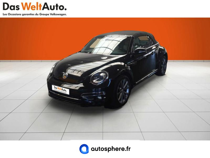 VOLKSWAGEN COCCINELLE CABRIOLET 1.4 TSI 150CH BLUEMOTION TECHNOLOGY COUTURE EXCLUSIVE DSG7 - Photo 1