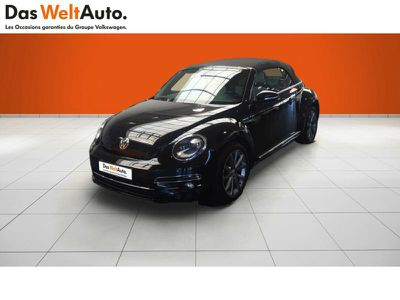 VOLKSWAGEN COCCINELLE CABRIOLET 1.4 TSI 150CH BLUEMOTION TECHNOLOGY COUTURE EXCLUSIVE DSG7 - Miniature 1