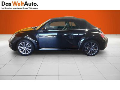 VOLKSWAGEN COCCINELLE CABRIOLET 1.4 TSI 150CH BLUEMOTION TECHNOLOGY COUTURE EXCLUSIVE DSG7 - Miniature 2