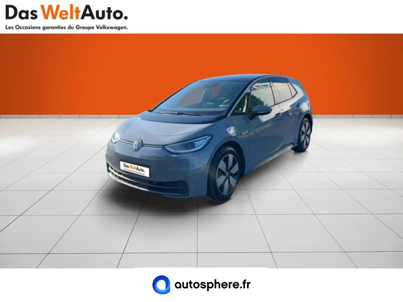 VOLKSWAGEN ID.3 58 KWH - 204CH BUSINESS - Photo 1