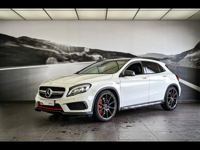 Mercedes Gla 45 AMG 4Matic Speedshift DCT occasion