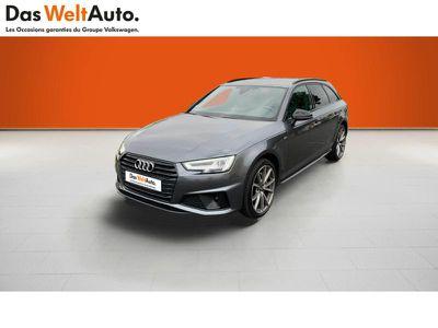 Audi A4 Avant 40 TDI 190ch S line S tronic 7 Euro6d-T occasion
