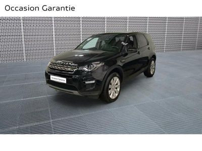 Land-rover Discovery Sport 2.0 TD4 150ch SE AWD BVA Mark III occasion