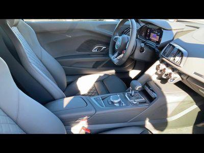 AUDI R8 5.2 V10 FSI 540CH RWD S TRONIC 7 - Miniature 5