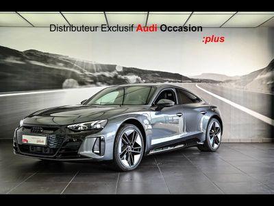 Audi E-tron Gt 476ch quattro occasion