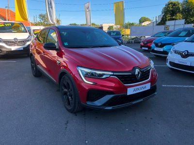 Renault Arkana 1.3 TCe 140ch RS Line EDC -21B occasion
