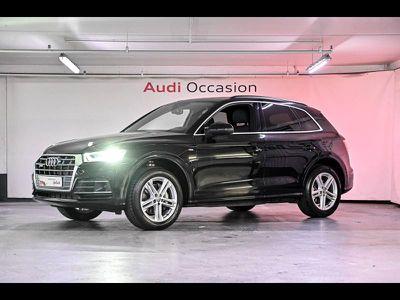 Audi Q5 50 TFSI e 299ch S line quattro S tronic 7 Euro6d-T occasion
