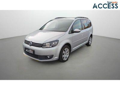 Volkswagen Touran 1.6 TDI 105ch FAP Confortline occasion