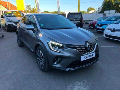 Renault Captur 1.6 E-Tech hybride rechargeable 160ch Initiale Paris - 21B occasion