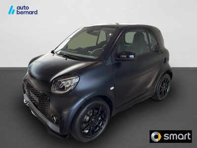 Smart Fortwo coupe electrique 82ch Bluedawn occasion
