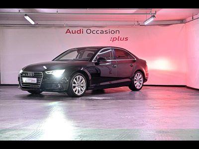 Audi A4 3.0 V6 TDI 272ch Design Luxe quattro Tiptronic occasion