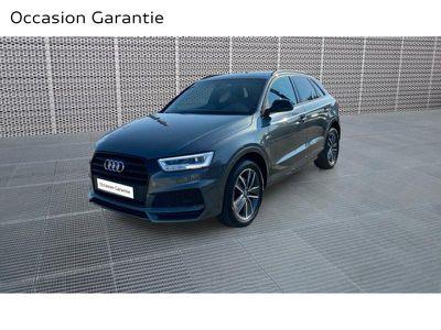 Audi Q3 2.0 TDI 150ch Midnight Series S tronic 7 occasion