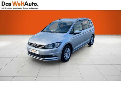 Volkswagen Touran 1.6 TDI 115ch FAP Confortline Business DSG7 7 places Euro6d-T occasion