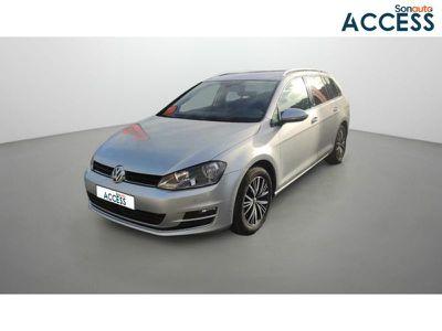 Volkswagen Golf Sw 1.6 TDI 110ch BlueMotion Technology FAP ALLSTAR DSG7 occasion