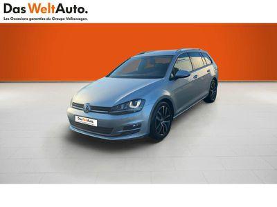 Volkswagen Golf Sw 1.6 TDI 110ch BlueMotion Technology FAP Match occasion