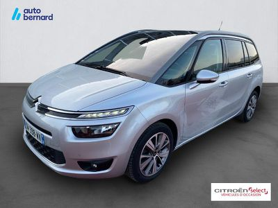 Leasing Citroen Grand C4 Picasso Bluehdi 150ch Exclusive S&s Eat6